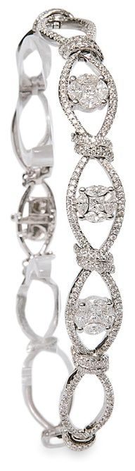 #diamond bracelet...