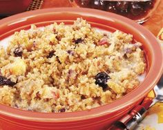 This is the Baked Oatmeal recipe that was a huge hit at NETKids Camp 2011!!