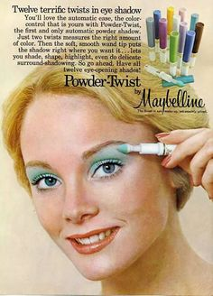 #TBT: 10 Vintage Beauty Ads From Your Favourite Beauty Brands via @ByrdieBeautyUK