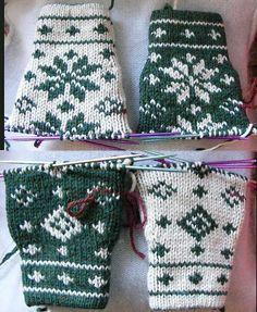 Double knit mitten patterns | Recent Photos The Commons Galleries World Map App Garden Camera Finder ...