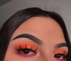 Eye Makeup Art, Colorful Eye Makeup, Smokey Eye Makeup, Glam Makeup, Skin Makeup, Makeup Inspo, Eyeshadow Makeup, Makeup Ideas, Makeup Brushes