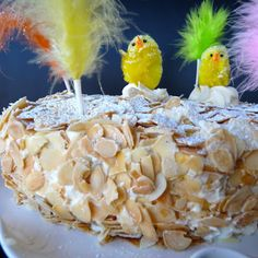 Dairy, Cheese, Ron, World, Sweet Recipes, Pastries, Cookies, Mousse Cake, Mandarin Oranges