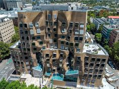 Frank Gehry's first australian project in #Sydney by archiloverz