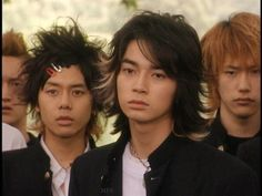 Find images and videos about dorama, shin and gokusen on We Heart It - the app to get lost in what you love. Japanese Film, Japanese Drama, Japanese Boy, Drama Film, Drama Movies, F4 Members, Crows Zero, High School Drama, Yamaguchi