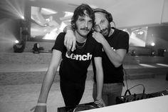 Munich DJs Kill The Tills bringing back the logo shirts yay!
