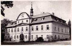 zámek Buková u Příbramě - soukromý archiv