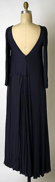 Cocktail Dress, 1969–71 | George Peter Stavropoulos
