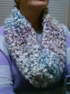 Crochet+cowl+by+FloParrisCreations+on+Etsy