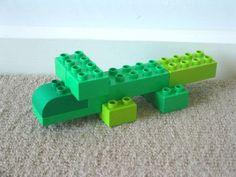 duplo zoo krokodil
