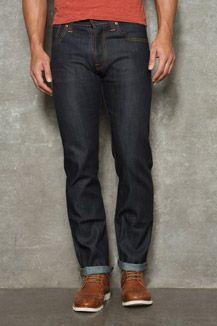 Nudie Jeans Average Joe Dry Organic Jeans