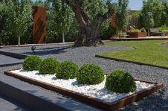 paisajismo minimal patios traseros - Buscar con Google