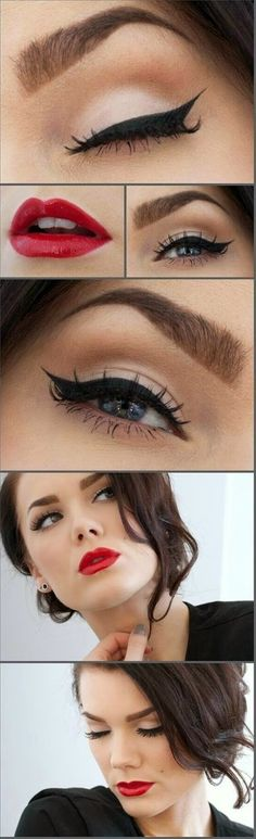 Classic Cat Eyeliner