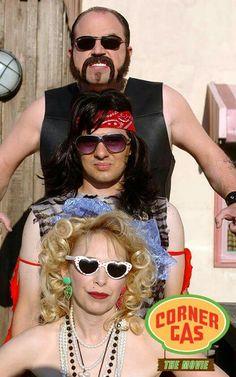Wanda, Hank & Brent