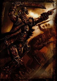 Blood Pact - Warhammer 40K Wiki - Space Marines, Chaos, planets, and more