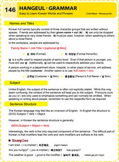 Language 한국어 – Easy Korean Series 146 All Rights Reserved for The Korea Times.All Rights Reserved for The Korea Times. Korean Words Learning, Korean Language Learning, Spanish Language, Italian Language, French Language, Learning Spanish, Learning Italian, German Language, Learn Korean Alphabet