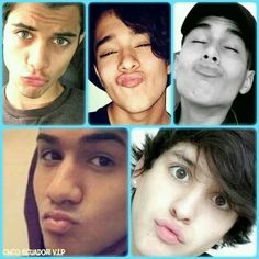 love my hubs kissy face better (joel) Memes Cnco, Cnco Richard, Kissy Face, I Love Him, My Love, Ricky Martin, Selfie Time, Find Picture, My Man