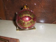 Firefighter Christmas Ornament mix and match 3 styles http://www.bonanza.com/listings/Firefighter-Christmas-Ornament/29504775