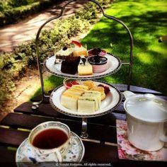 Afternoon Tea © Sayuki Kodama