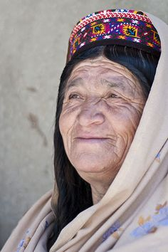 Portrait from Ganesh, Hunza