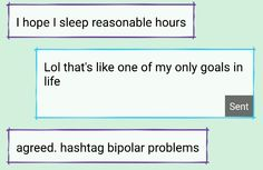 Bipolar problems