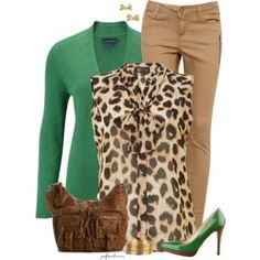 Green & Leopard Contest (2)