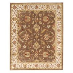 Jaipur Rugs Mythos MY01 Area Rug - Cocoa Brown - RUG102943