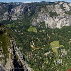 Yosemite National Park: The Valley