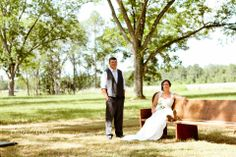 Wedding at The Fritz Farm Wedding Venue in Cordele, GA