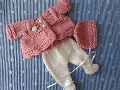 "DOLL CLOTHING -Handmade Outfit for OOAK Baby Doll  or other similar 7"" - 10"""