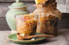 Weißkohl-Chutney mit Cranberrys (S&K 01/2012)
