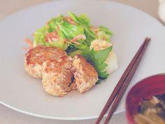 お腹いっぱいなのにやせられるレシピ 深夜の胃腸に優しい豆腐ハンバーグCREA 2017年7月号