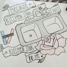 kitchen sink | clique art