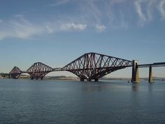 Forth Bridge -10 miles from home