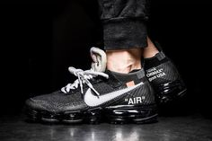 Off-White™ x Nike Air VaporMax sneakers