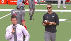 Watch: Kliff Kingsbury Dominates Texas Tech Dance-Off Like A Boss
