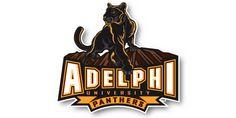 Alma Marta: Primary Logo Mark for Adelphi University Panthers Degree Certificate, Certificate Programs, Team Mascots, Great Logos, Panthers, Logo Inspiration, Team Logo, Superhero, Phoenix Design