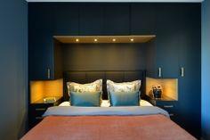 garderobe-roms-finer-Brubakken-home - Lilly is Love Black Bedroom Design, Bedroom Furniture Design, Blue Bedroom, Bedroom Decor, Bedroom Kids, Modern Teen Bedrooms, Gallery Wall Bedroom, Ikea, Bedroom Cupboard Designs