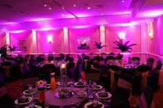 Led Venue Uplighting - Thistle Hotel Heathrow