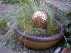 A Penny For Your Thoughts...          via           Have you ever made or seen a penny ball?  I saw these images when I was rambling arou...