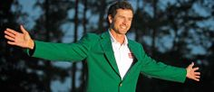The Masters 2013 ~ Adam Scott gets the Green Jacket!