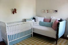 Crib + Twin/Day Bed