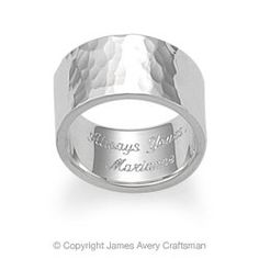 James Avery Men S Wedding Rings Wb 9 Refleccion Band The