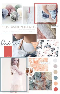 Spring-summer 17 trends by little's fashion therapy. Little Fashion, Kids Fashion, Spring Fashion Trends, Wordpress Theme, Service Design, Spring Summer, Colour Palettes, Therapy, Inspirational