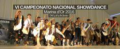 VI Campeonato Nacional Showdance Del 3 al 6 de Junio