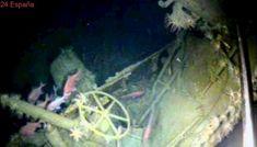 Hallado un submarino australiano desaparecido misteriosamente en 1914