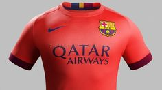 Nike and FC Barcelona unveil new away kit for season 2014-15 | FC Barcelona