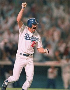 Kirk Gibson Home Run