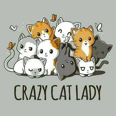 Here at EBENBLATT you'll find the coolest and funniest cat shirts for cat lovers, have a look! lovers Here at EBENBLATT you'll find the coolest and funniest cat shirts for cat lovers, have a look! Crazy Cat Lady, Crazy Cats, I Love Cats, Cute Cats, Funny Cats, Pretty Cats, Kittens Cutest, Cats And Kittens, Cats Meowing