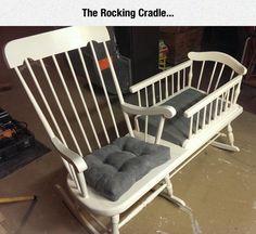 This Cradle Looks Amazing