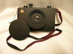 DIY Super Plastic Camera laserc cut kit